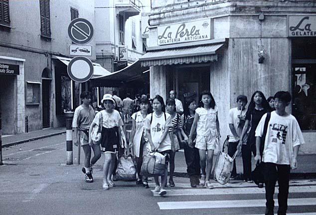foto 9 via Paolo Sarpi early 90ies
