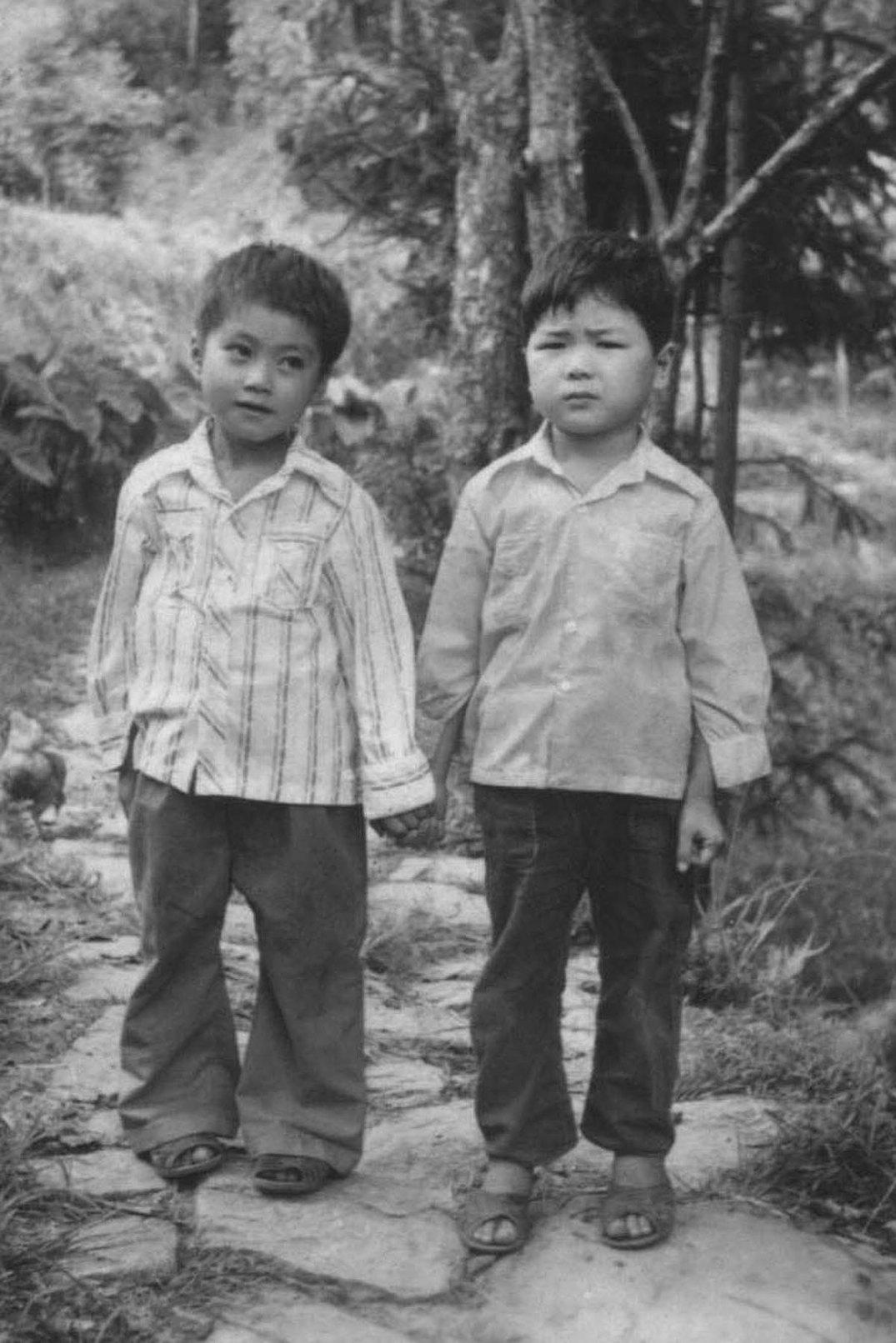 Li Wei and brothera