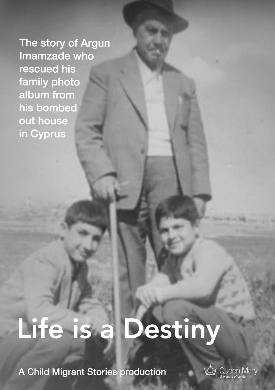 Life is a Destiny Poster