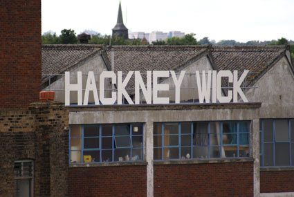 Hackney-Wick-sign